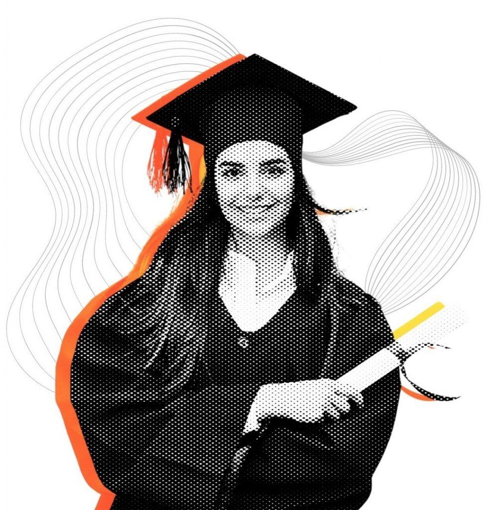 graduate graphic